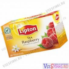 Чай Lipton Raspberry20 пакетиков