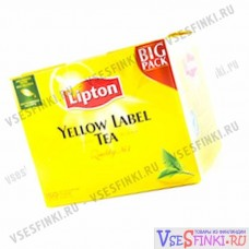 Чай Lipton Yellow Label 150пак