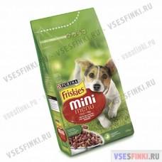 Корм Friskies Mini Menu (Мясо-зерно) для собак 1,5кг