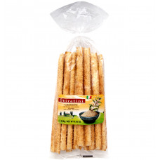 Хлебные палочки Grissini с кунжутом, 250 г