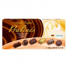 Конфеты шоколадные Maitre Truffout Ассорти пралине, 400 г