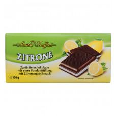 Шоколад Maitre Truffout со вкусом лимона, 100 г