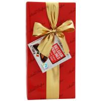 """Шоколадные конфеты Maitre Truffout ассорти """"Belgian pralines"""" """"Сердца"""", 100 г"""