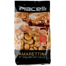 Печенье Piacelli AMARETTINI, 200 г