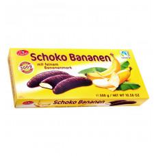 Суфле банановое в шоколадной глазури Sir Charles, 300 г