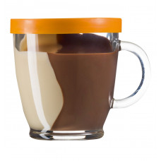 """Шоколадная паста Piacelli из лесных орехов """"DUO"""", 300 г"""