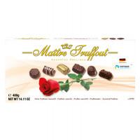 Шоколадные конфеты Maitre Truffout: Ассорти пралине, 400 г