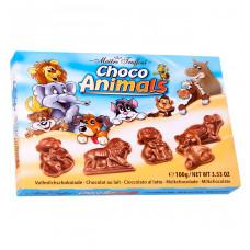 "Шоколад фигурный молочный ""Choсo Animals"", 100г"