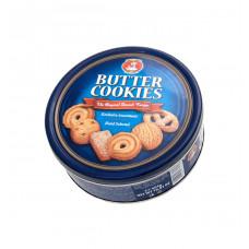 """Печенье сливочное с кусочками шоколада """" BUTTER COOKIES"""", 454 г"""
