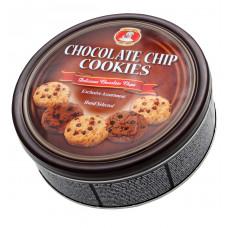 Печенье с шоколадной крошкой, 454 г