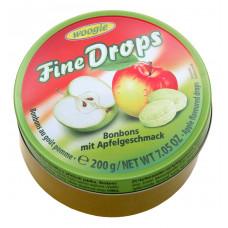 Карамель Woogie леденцовая со вкусом яблока, 200 г