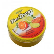 Карамель Woogie леденцовая со вкусом лимона и апельсина, 175 г
