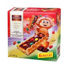 """Печенье Feiny Biscuits """"Карамельный шоколадный"""", 162 г"""