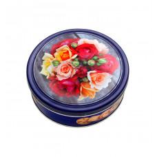 Печеньесливочное с кусочками шоколада «Роза», 454 г
