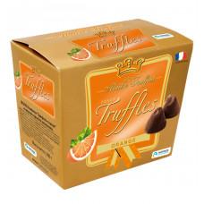 """Конфеты Maitre Truffout """"Трюфель с какао"""" со вкусом горького апельсина, 200 г"""