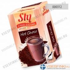 Горячий шоколад без сахара SLY 7шт