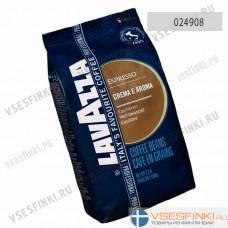 Кофе в зернах: Lavazza Crema e Aroma blue 1кг