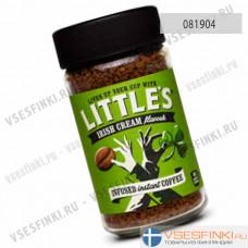 Растворимый кофе:  Little`s Ирландский крем 50гр