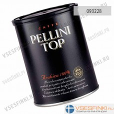 Молотый кофе: Pellini Top 250 гр