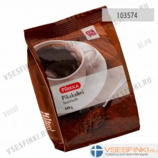Растворимый кофе:  Pirkka pikakahvi 100 гр