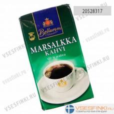 Молотый кофе: Bellarom Marsalkka 500 гр