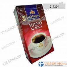 Молотый кофе: Bellarom Hieno Mokka 500гр