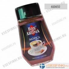 Растворимый кофе:  Bon Aroma Mocca 100гр