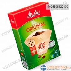 Фильтры для кофе: Melitta Original №102 80шт