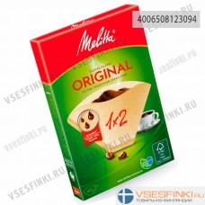 Фильтры для кофе: Melitta Original №2 40шт (1x2/40)