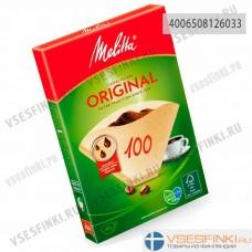 Фильтры для кофе: Melitta Original №100 40шт