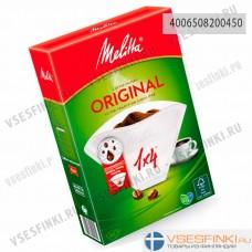 Фильтры для кофе: Melitta Original №4 80шт