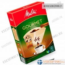 Фильтры для кофе: Melitta Gourmet №4 80шт