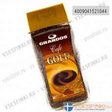 Растворимый кофе: Grandos Gold 100гр