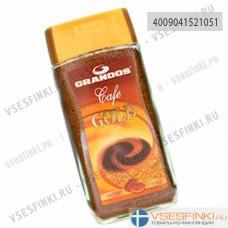 Растворимый кофе: Grandos Gold 200гр