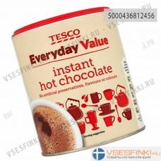 Горячий шоколад Tesco every day value 400гр