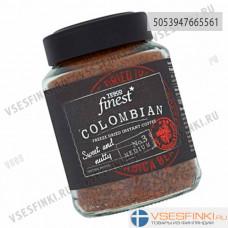Растворимый кофе: Tesco Finest 100 гр