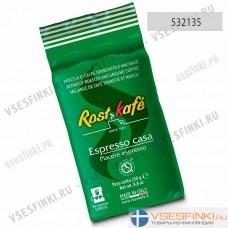 Молотый кофе: Rostkafe Espresso Casa 250гр