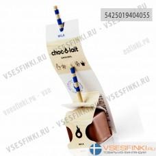 Шоколад молочный на палочке Choc-o-lait 33гр