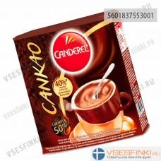 Какао Canderel с молоком и подсластителем 250гр