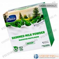 Сухое молоко Valio обезжиренное 400 гр