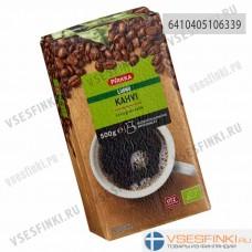 Молотый кофе: Pirkka Luomu Tumma 500гр