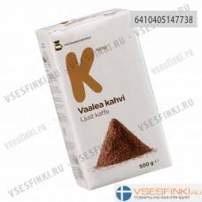 Молотый кофе: K-menu 500 гр