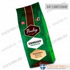 Молотый кофе: Paulig Espresso Original 250гр