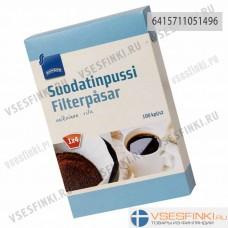 Фильтры для кофе: Rainbow №1x4 белые 100шт