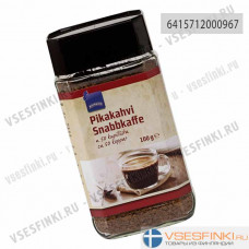 Растворимый кофе: Rainbow Pikakahvi 100гр
