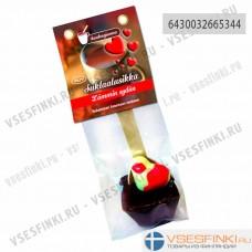 Шоколад на палочке Prix теплое сердце 45гр