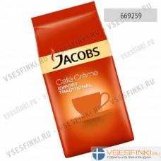 Кофе в зернах: Jacobs Export Traditional Café Crème 1кг