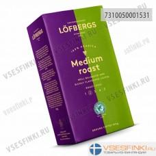 Молотый кофе: Lofbergs Lila Medium-Roast 500гр. Купить