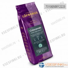 Кофе в зернах: Lofbergs Lila Сrescendo 400гр