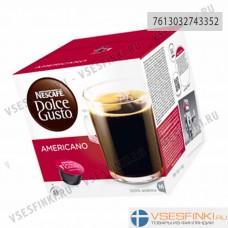 Americano Nescafe Dolce Gusto 16